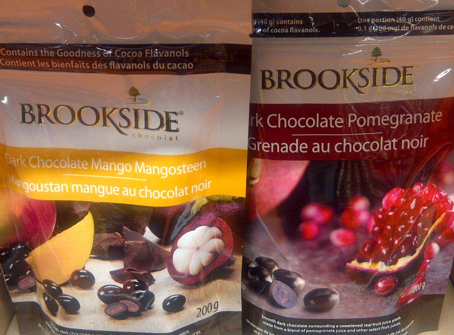 Brookside Dark Chocolate Fruit Crunch   All My Nosh