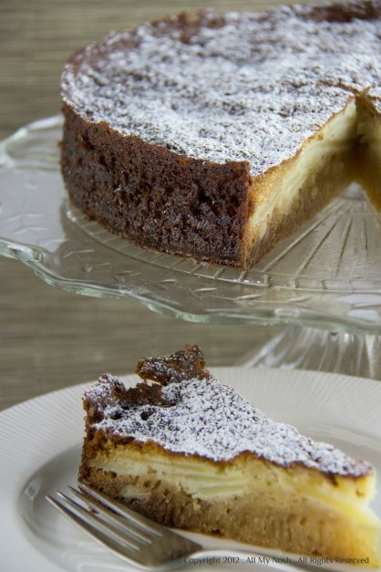 Tuscan Apple Torte