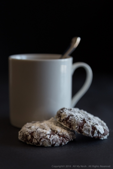 Ginger Chocolate Cookie3-20
